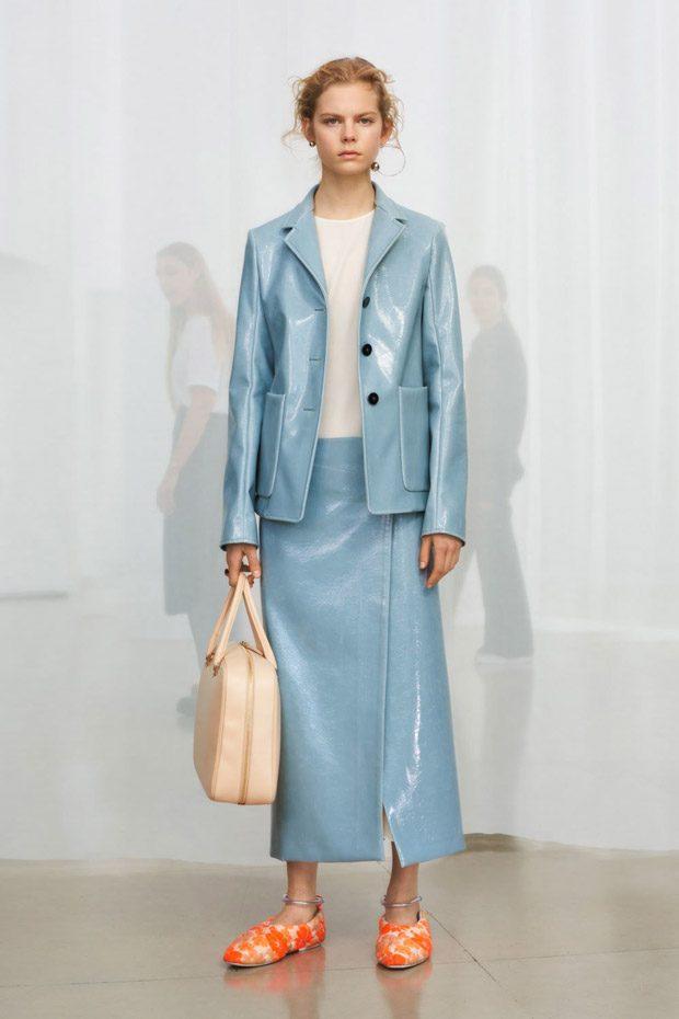 JIL SANDER Pre-Fall 2018 Womenswear Collection