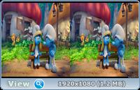 Смурфики: Затерянная деревня / Smurfs: The Lost Village (2017/BDRip/HDRip/3D)