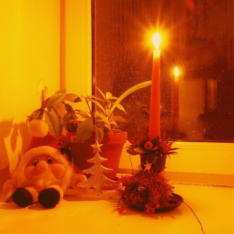 День 7. При свечах