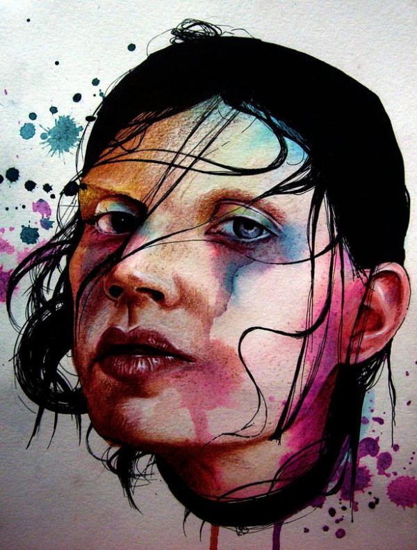 Olga Noes - Mixed Media Artist