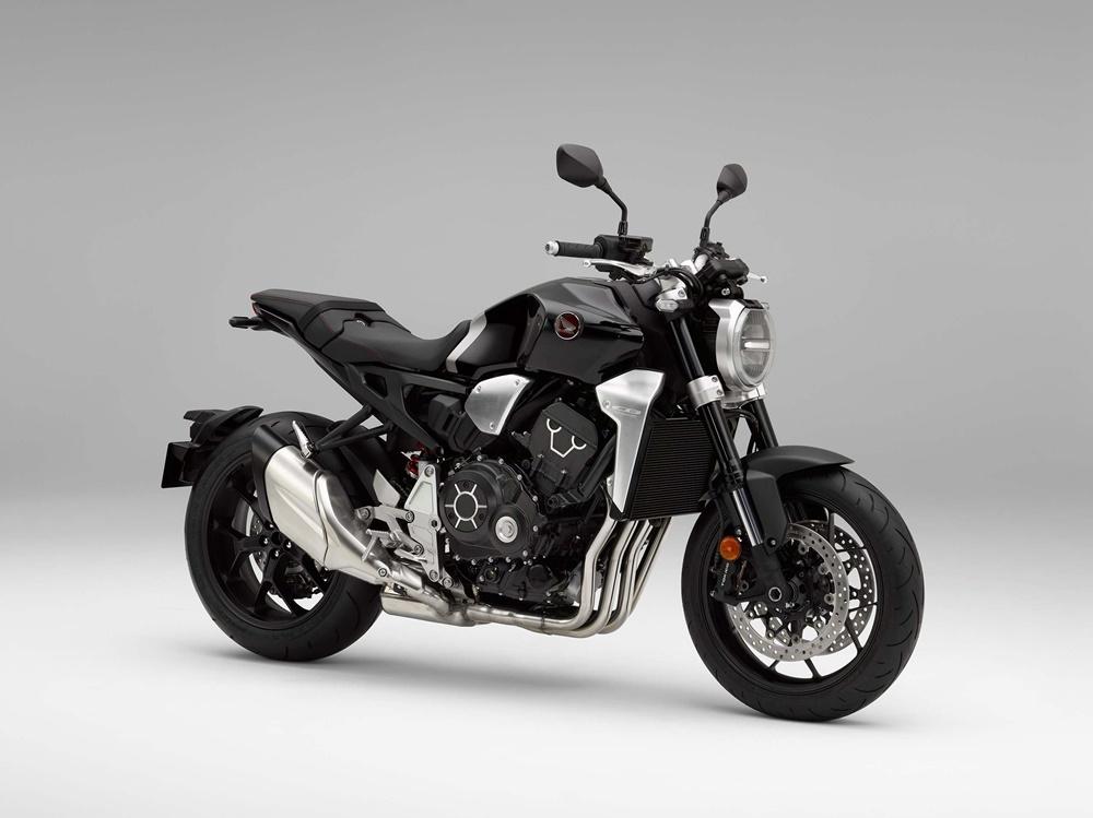 EICMA 2017: новый мотоцикл Honda CB1000R 2018