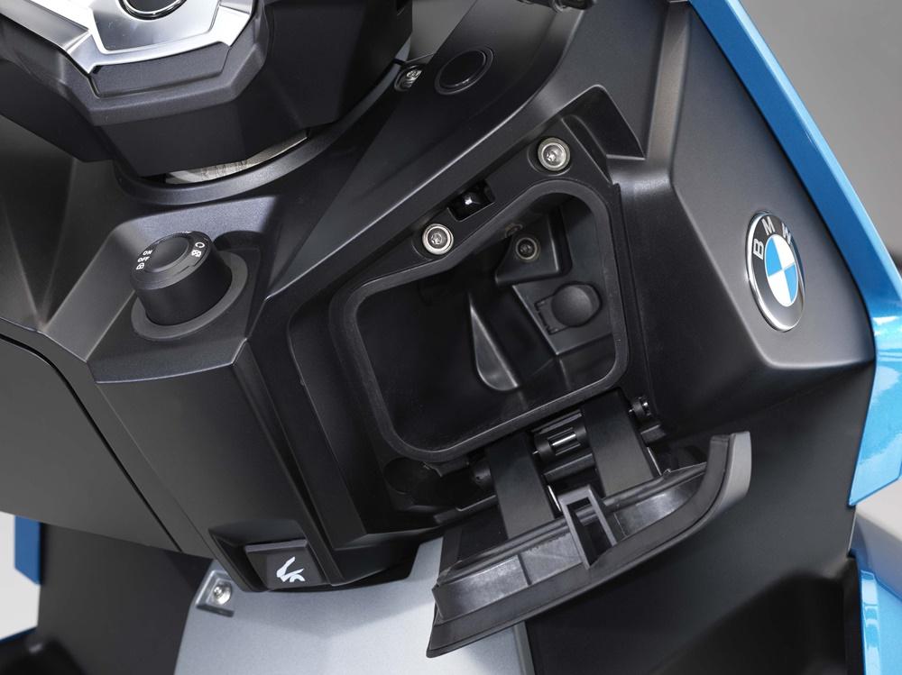 EICMA 2017: новый скутер BMW C400X 2018