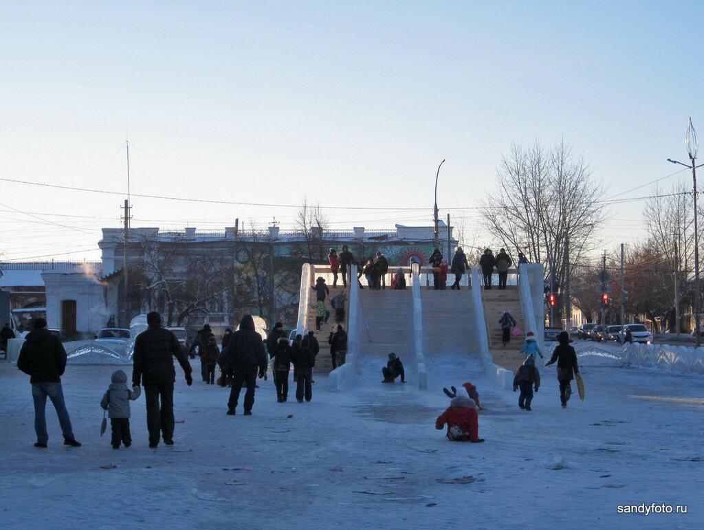 Ледяной городок 2018 — дневной обзор
