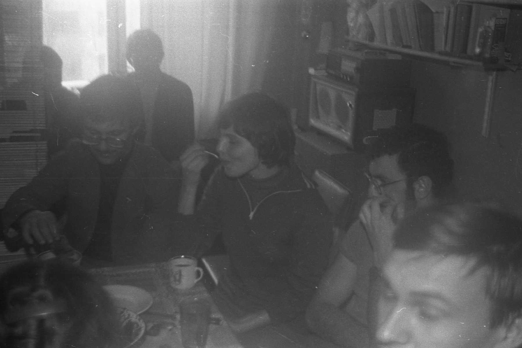 1981. После тренировки