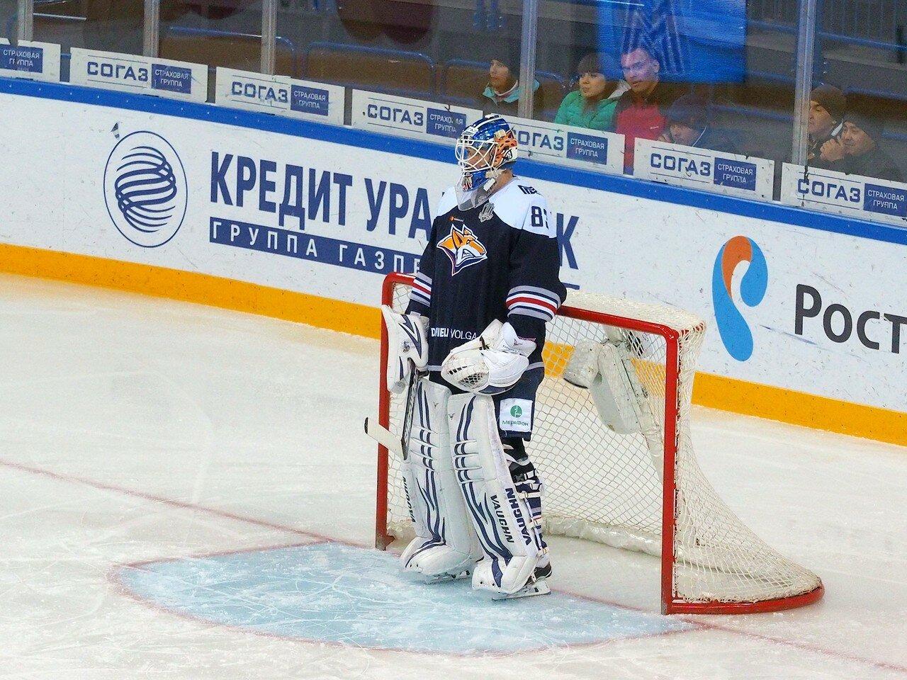 78 Металлург - ЦСКА 18.10.2017