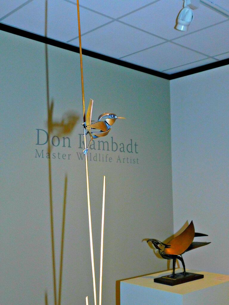 Птицы Дона Рамбадта