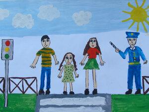 Полиция глазами детей
