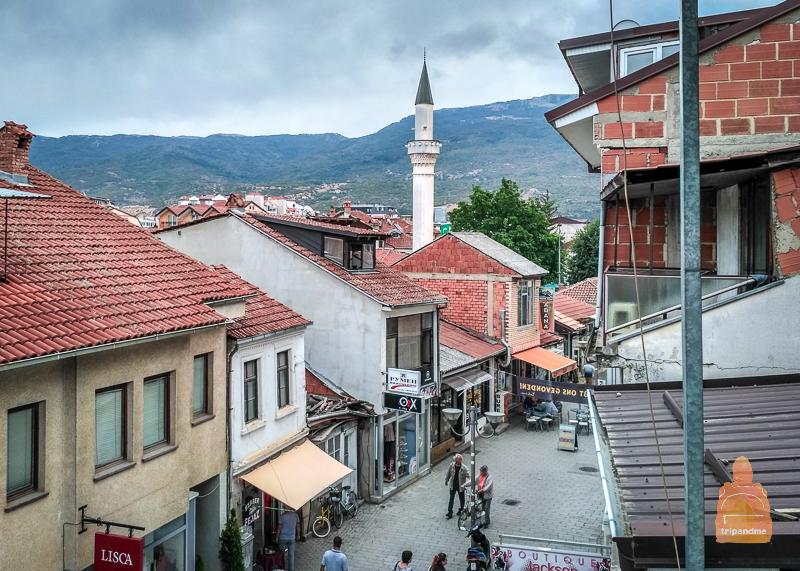 Мечеть в Охриде