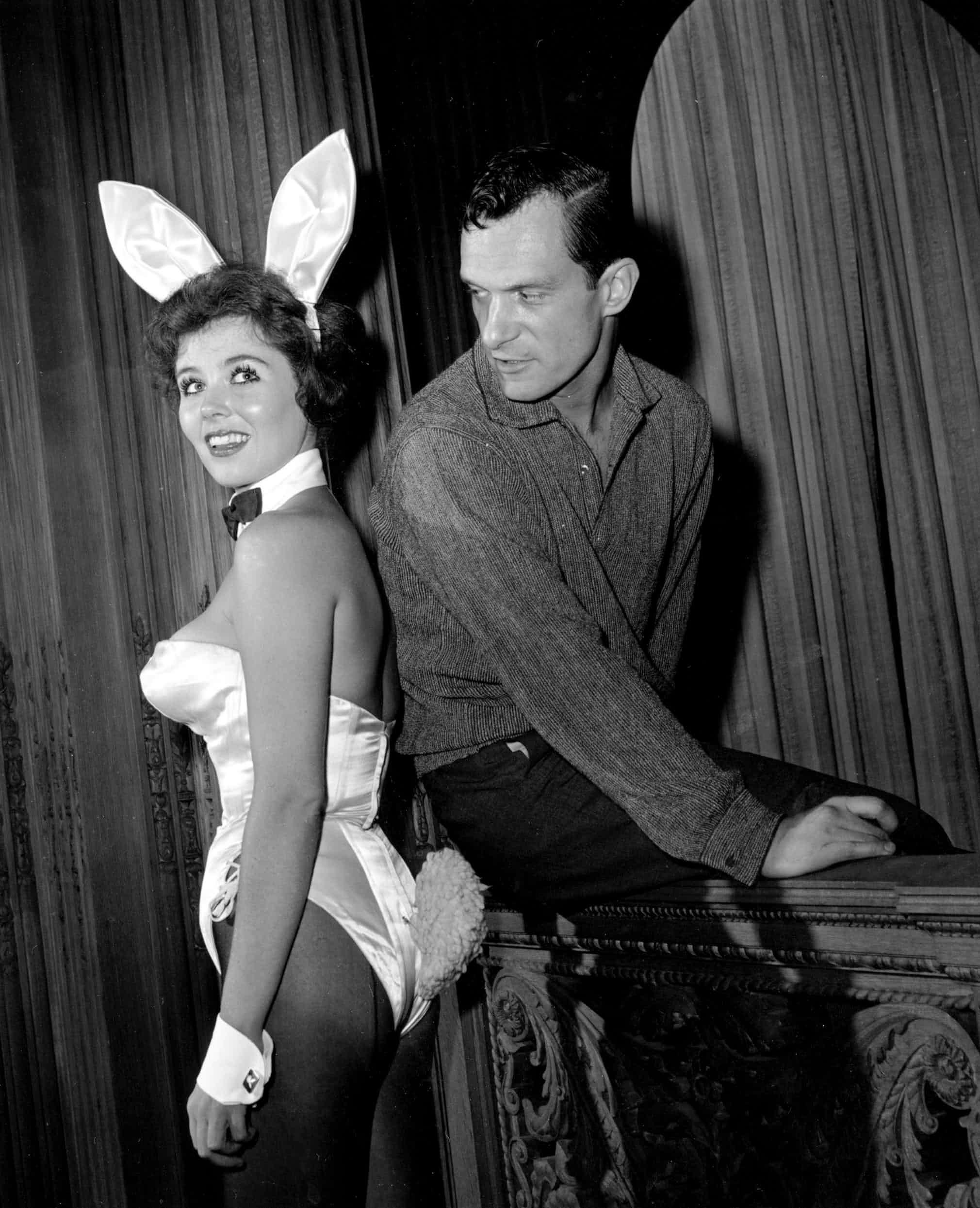 Первый номер Playboy с тогда еще неизвестная широкой публике Мерилин Монро на обложке Хефнер