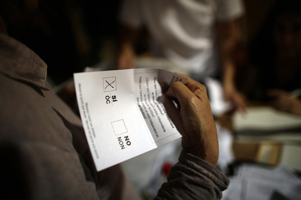 17. Ожидаемая победа. Явка — 42 процента, 90 процентов из них высказались за независимость. (Фото Da