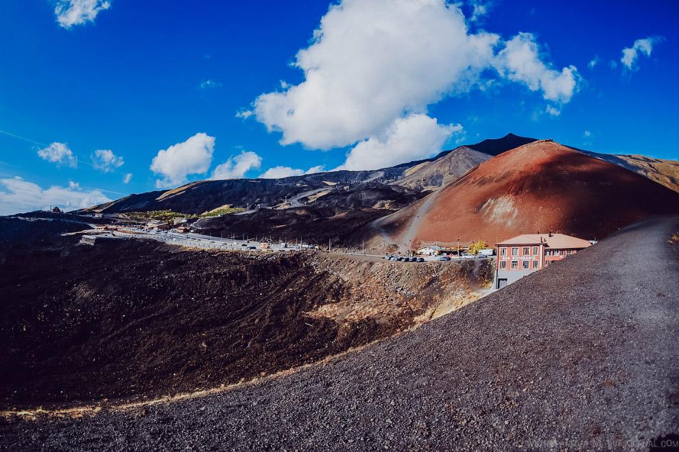 6. С настоящей высотой Этны на данный момент возникают сложности — Википедия голосует за 3329 метра,