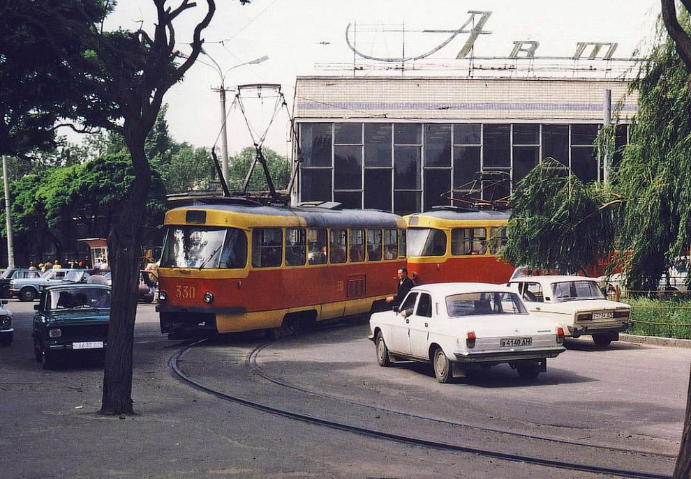5. За пределами бывшего СССР самыми экзотическими в плане городского транспорта выглядели Куба, КНДР