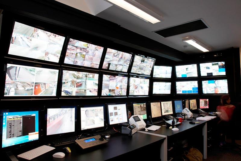 Организация безопасности на высоком уровне (1 фото)