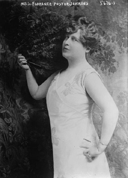Вот это история: как оперная певица без слуха и голоса достигла феноменального успеха (9 фото)