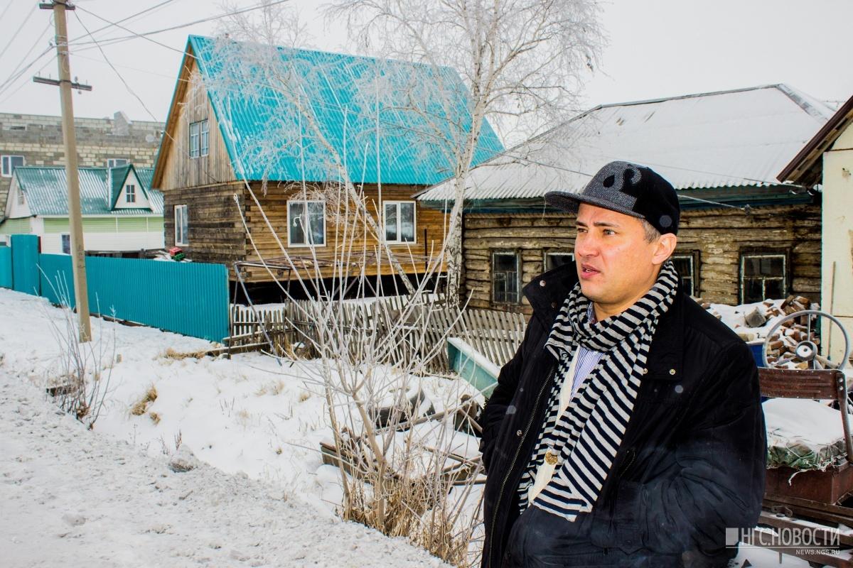 Сибиряк потратил 25 миллионов на фитнес-центр в глубинке