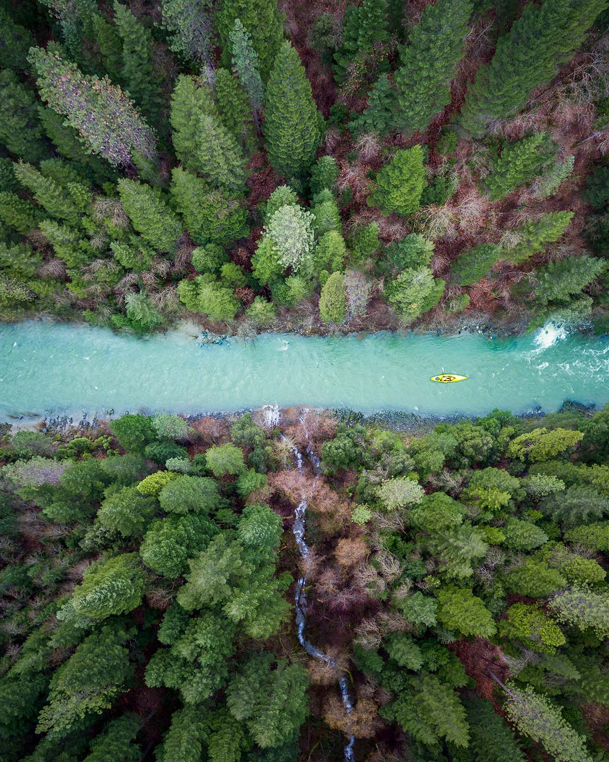 Aerial Images of Vibrant Landscapes by Photographer Niaz Uddin