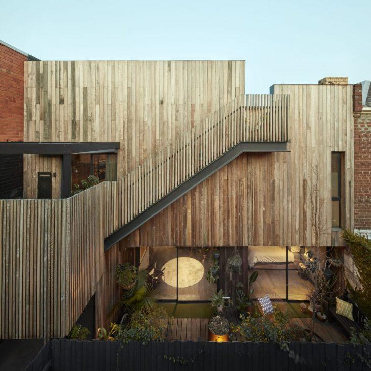 Crisp House by Robert Nichol & Sons