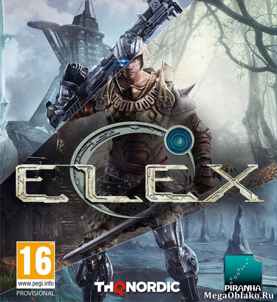 ELEX (2017/RUS/ENG/MULTi8/ Full/RePack) - xatab