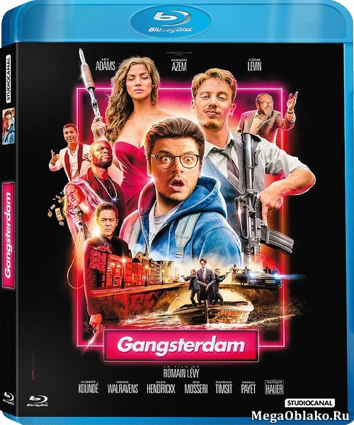 Гангстердам / Gangsterdam (2017/Blu-Ray/BDRip/HDRip)