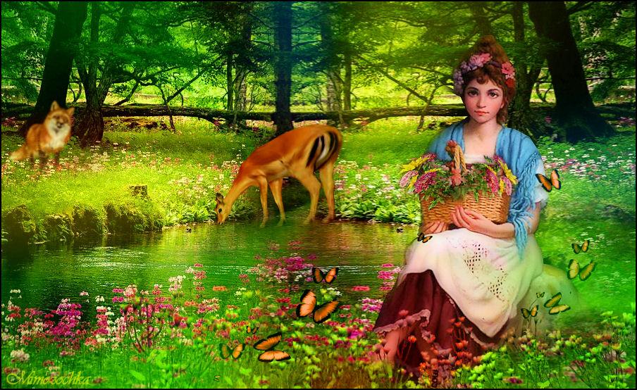 В сказочном лесу.jpg
