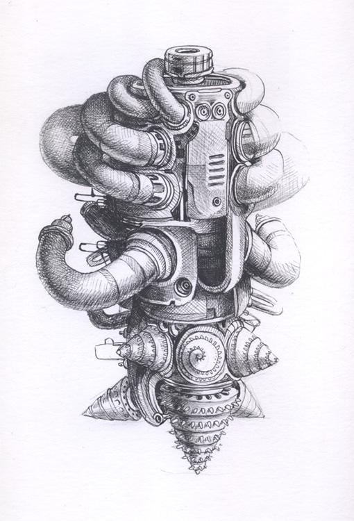 Illustrator - Lucas de Alcantara Borges
