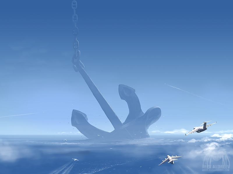 Amazing Artwork by Alex Andreev