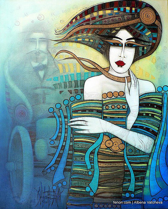 Artist - Albena Vatcheva