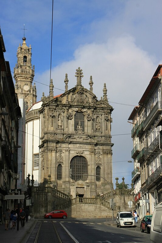 Порту, Клеригуш (Porto, Clérigos)
