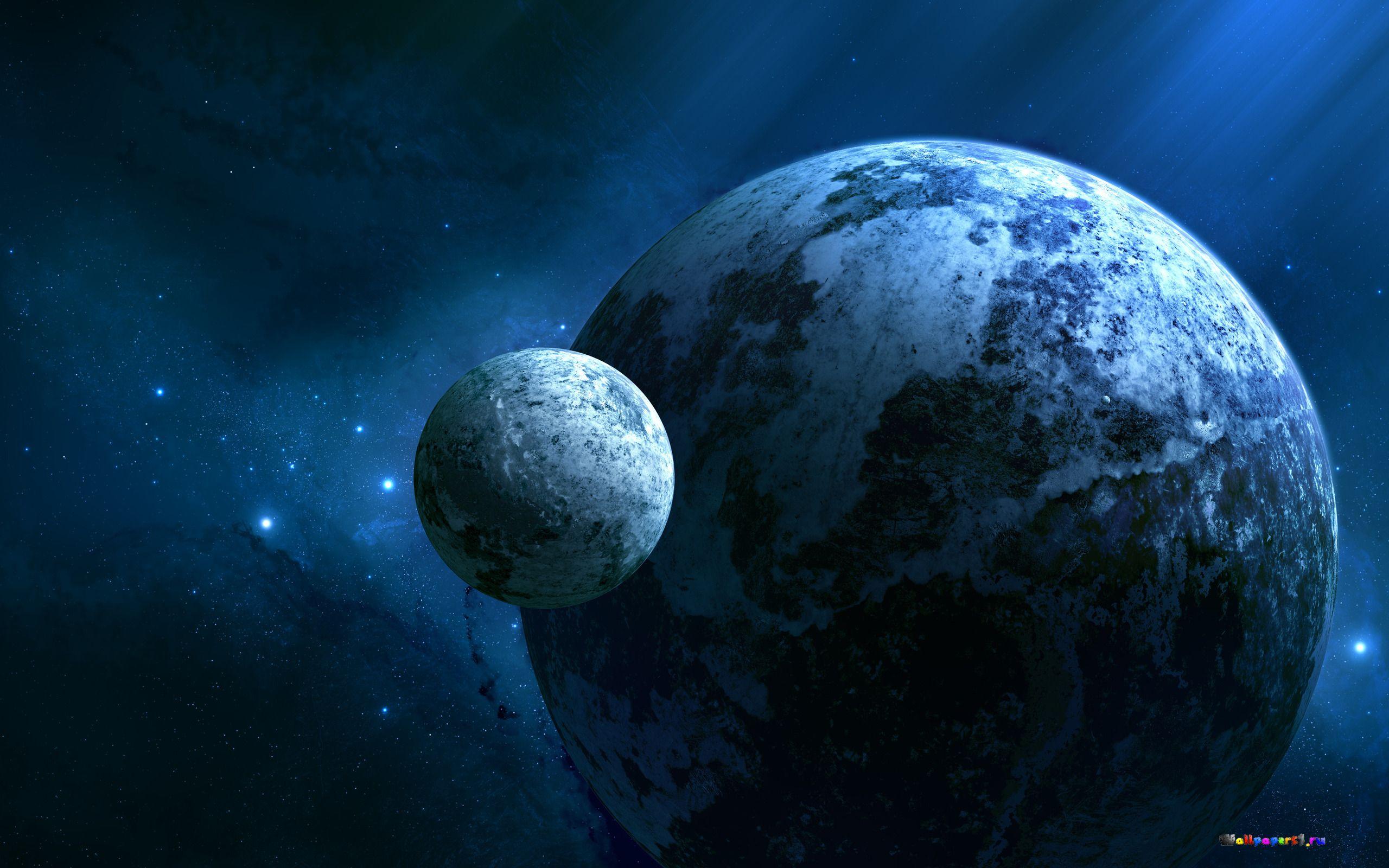 Обои Другой мир картинки на рабочий стол на тему Космос - скачать бесплатно