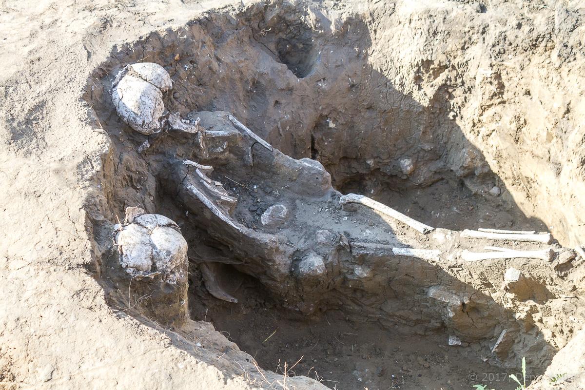 Археологическая площадка на Увеке фото 12