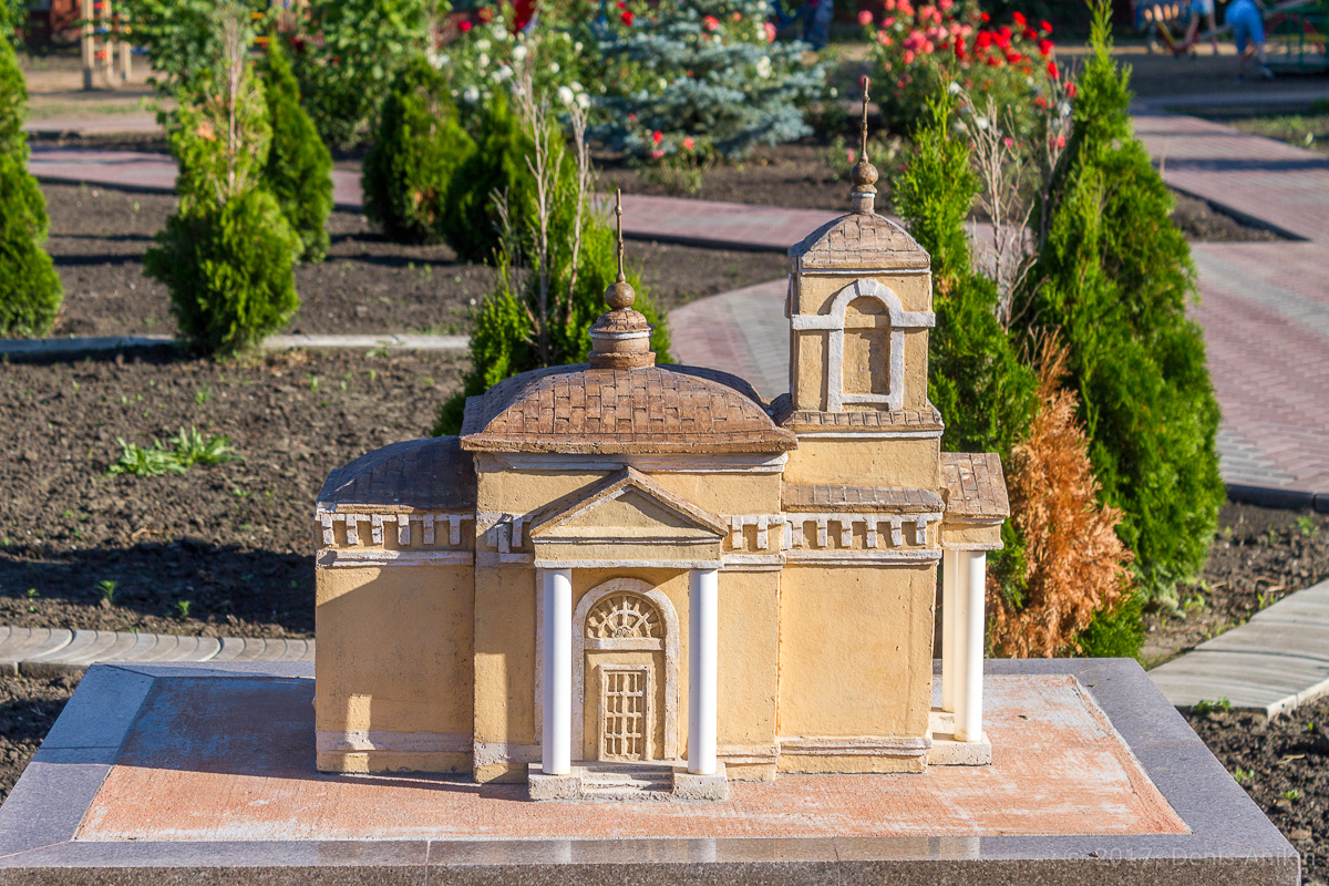 Сад храмов Хвалынск фото 7