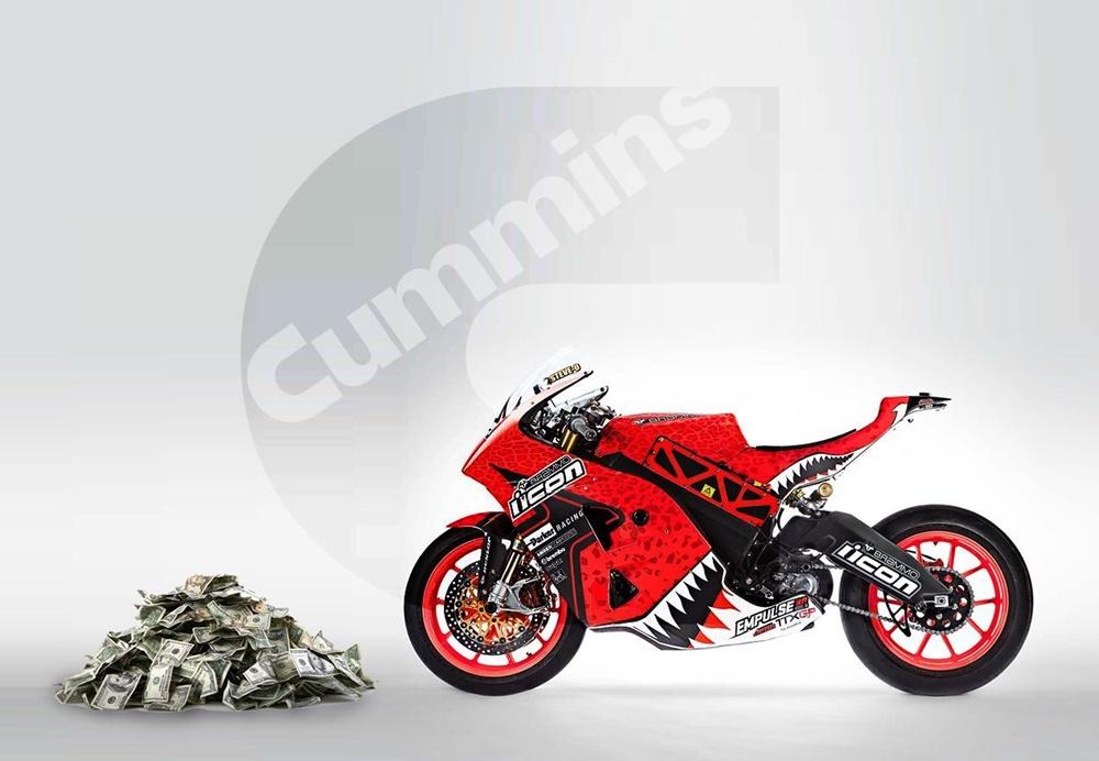 Компания Cummins купила оставшиеся активы Brammo
