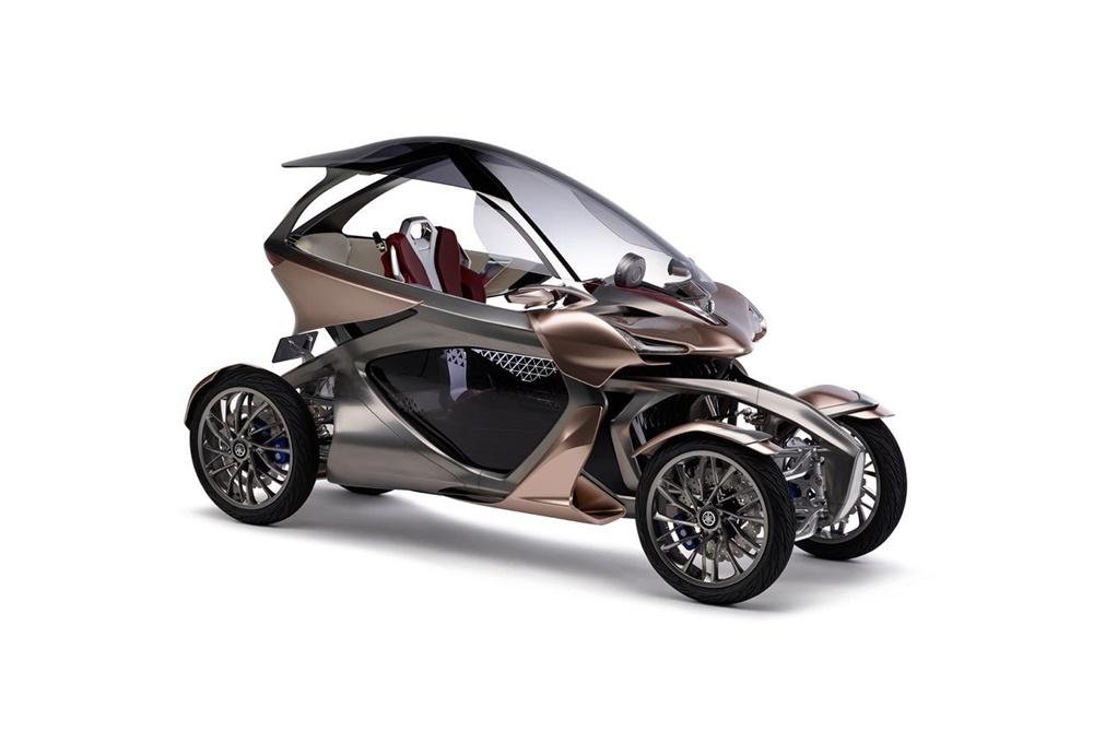 Концепт Yamaha MWC-4