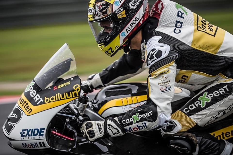 Томас Люти пропустит Гран При Валенсии 2017