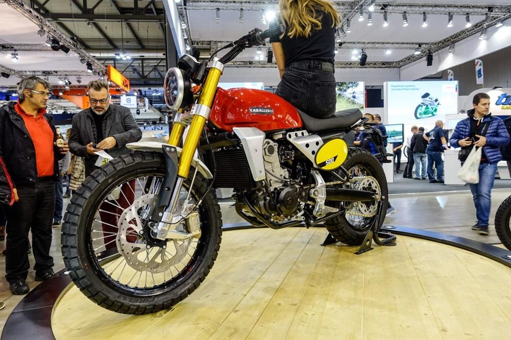 EICMA 2017: Супербайк Ducati Panigale V4 получил награду «Самый красивый мотоцикл»