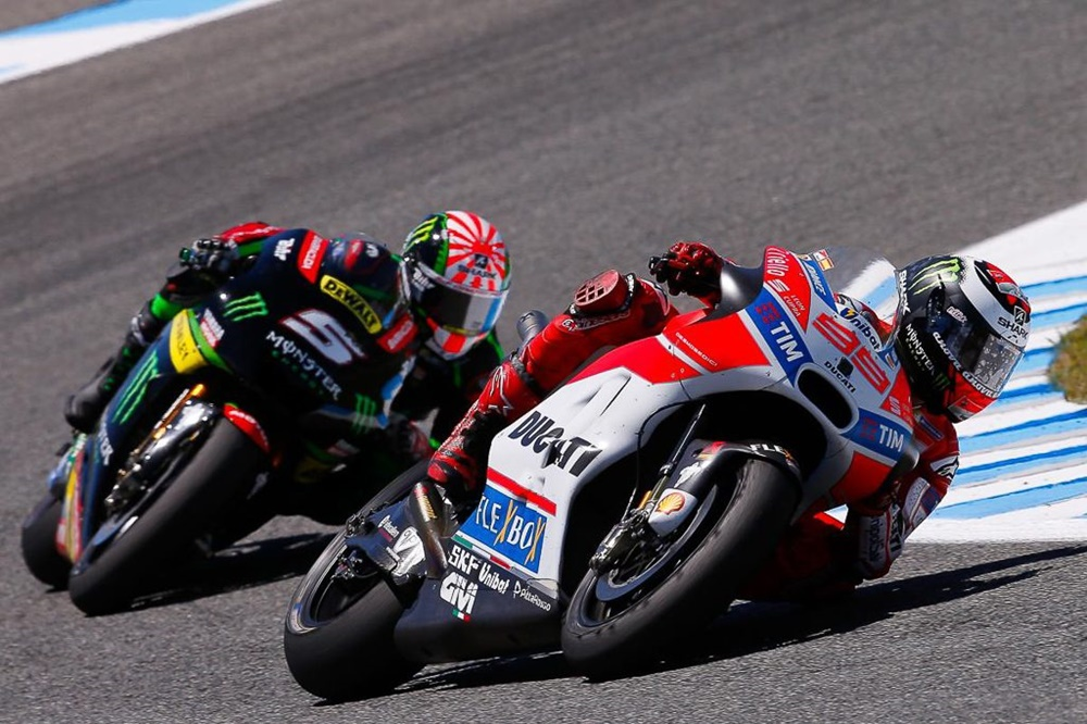 Сводки новостей и слухов MotoGP #3