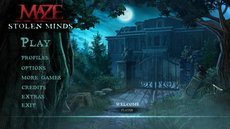 Maze 4: Stolen Minds