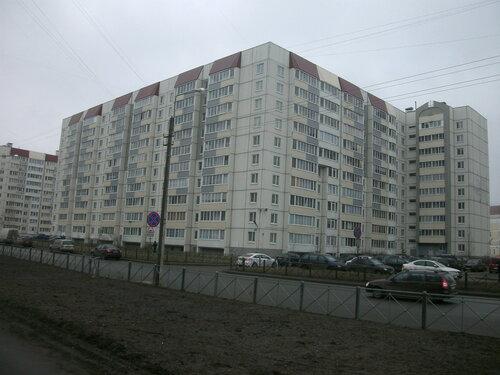 ул. Ижорского Батальона 16