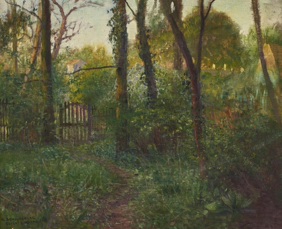 Nogent sur Marne , 1892
