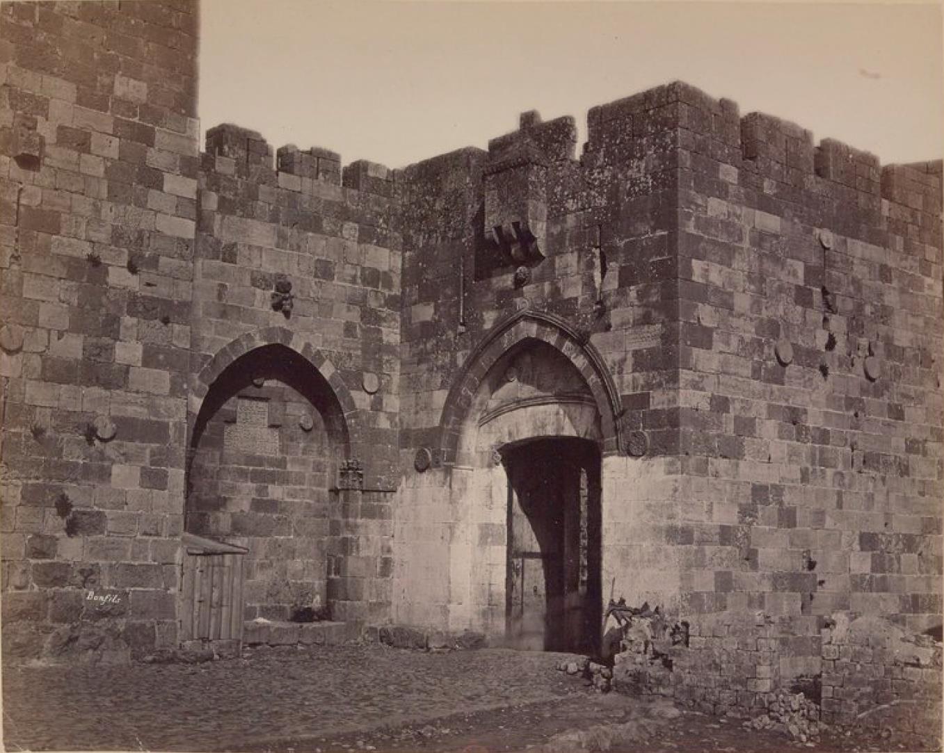 06. Иерусалим. Яффские ворота