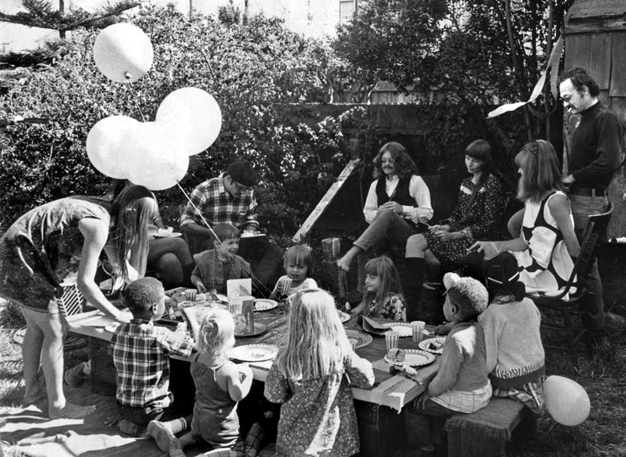 1967. День рождения в Сан-Франциско