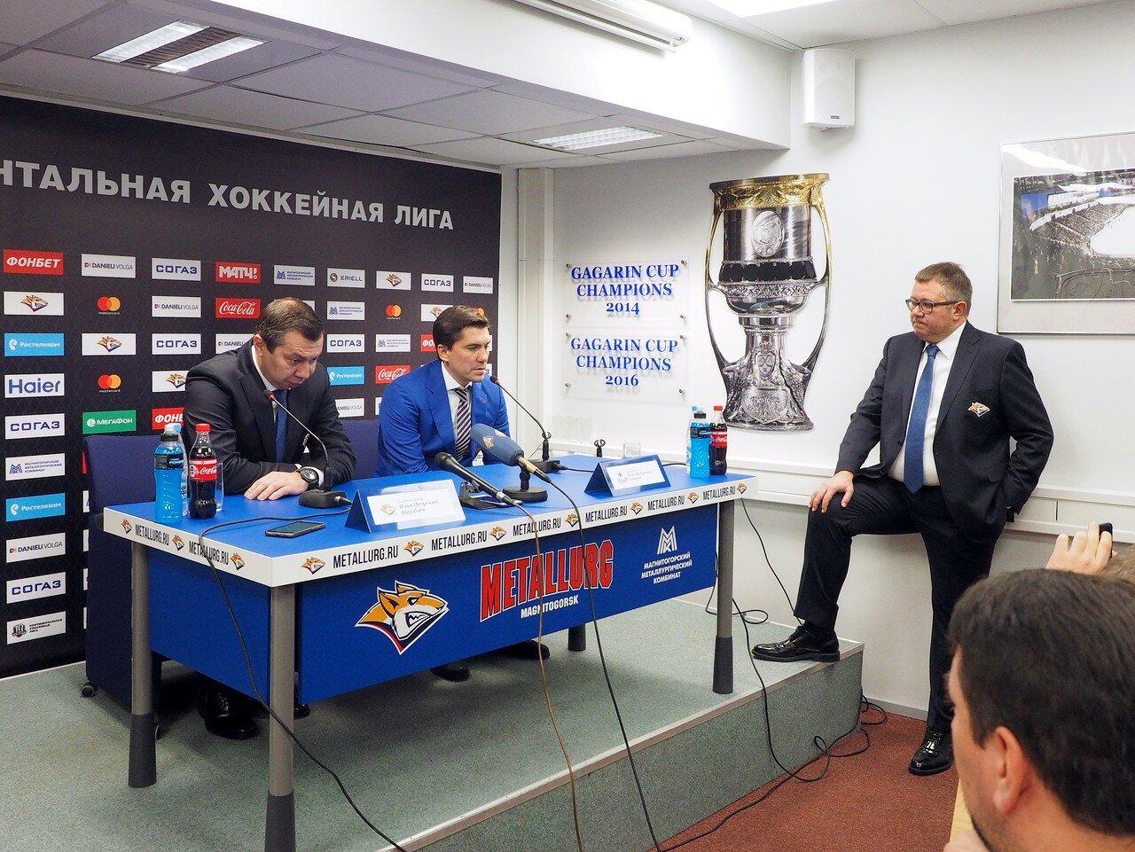 198 Металлург - ЦСКА 18.10.2017