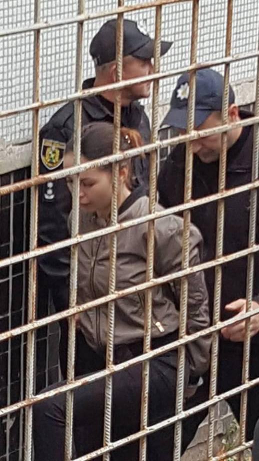Суд определил содержание под стражей двум закарпатцам, задержанным со взрывчаткой в Киеве