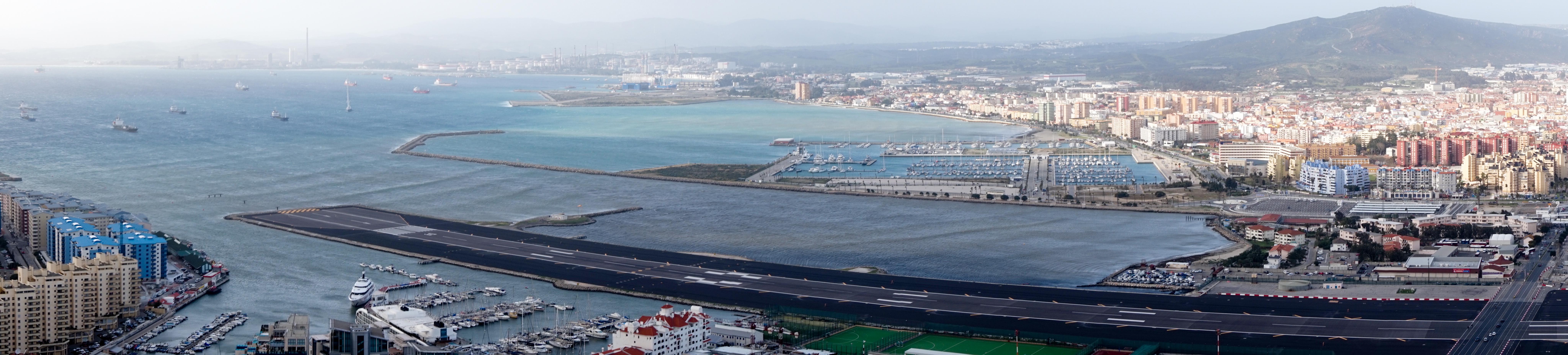Гибралтар – британская часть -