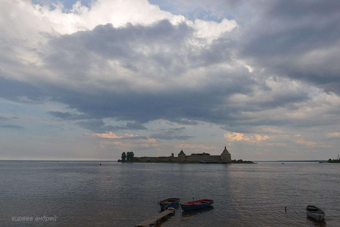 Крепость Орешек.