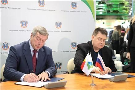 «Донбиотех» запустит завод поглубокой переработке зерна в 2018 году