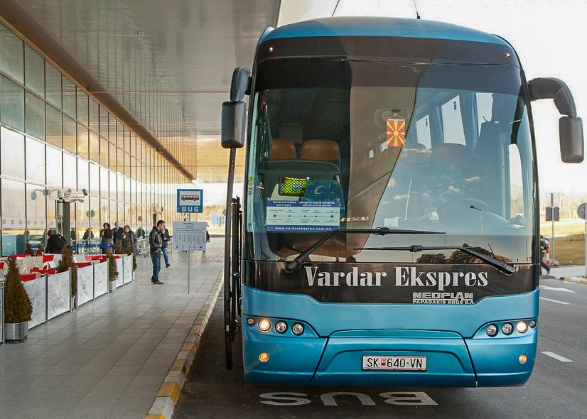 Автобус Vardar Express