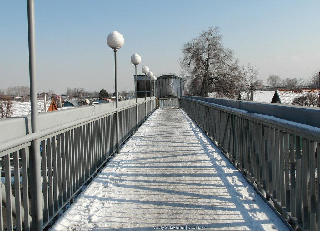 Мост на Суюнбая.