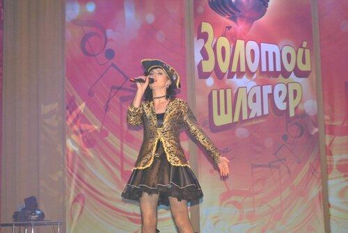 Золотой шлягер-2017 в Барабинске
