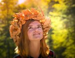 Улыбка осени